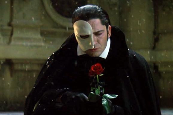 Призрак оперы the phantom of the opera