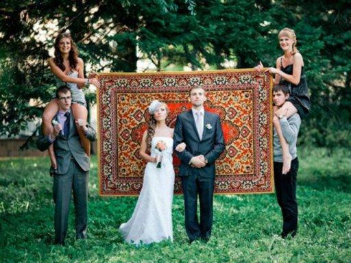 тематическая свадьба в русском стиле