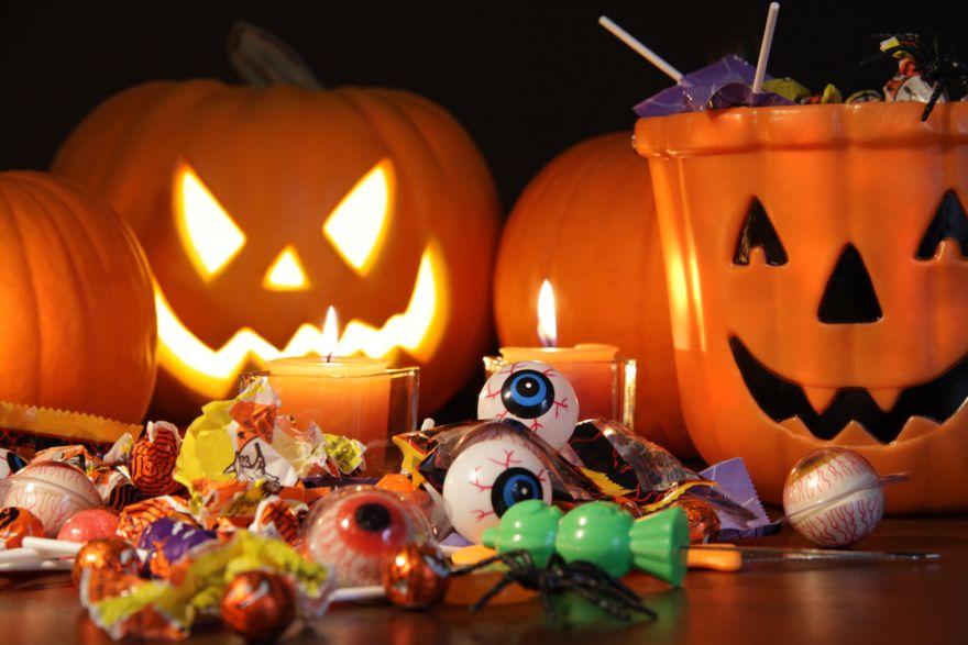хэллоуин игры розыгрышы конкурсы