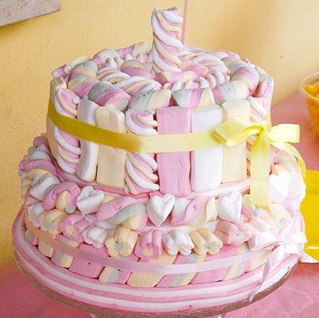 маршмеллоу чем заменить торт на день рождения интересные идеи