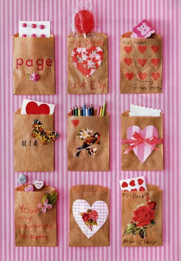 валентинки на 14 февраля идеи